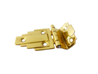 Brass Fancy Offset Hinge