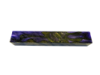 Acrylic Pen Blank 20 Purple/Gold