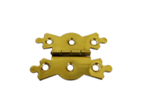 Brass Fancy Butterfly Hinge