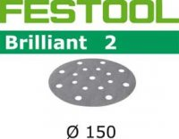 Briliant 2 Discs 150mm/100