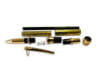 JR Gentleman's Rollerball Pen Kit Gold