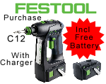 C 15 + 3 Drill Basic Includes Charger and Free Battery# [270343D]