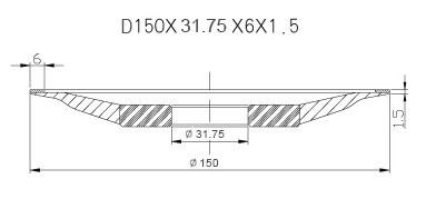 Diagram of wheel sizes